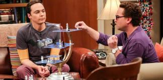 The Big Bang Theory 12x07