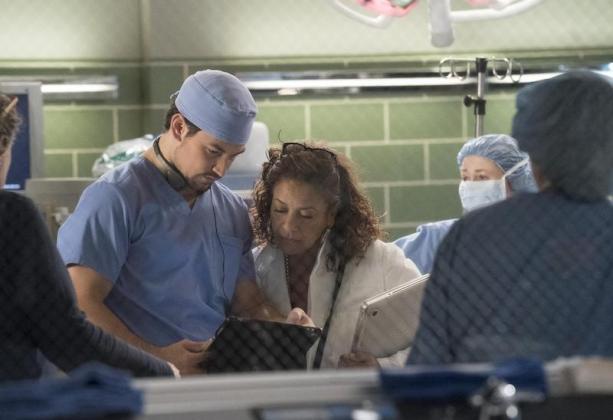 Grey's Anatomy 15x08