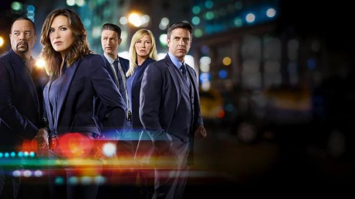 Law and Order SVU 19