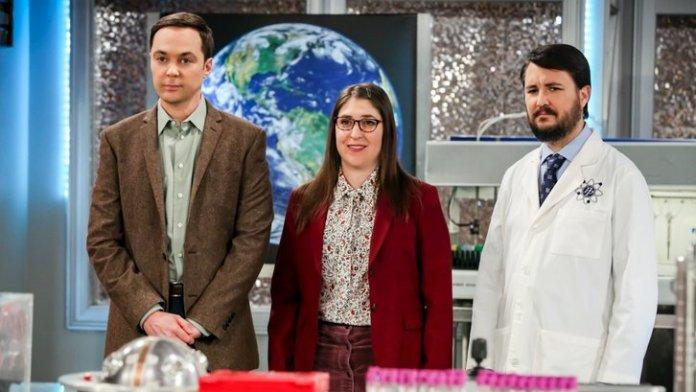 The Big Bang Theory 12x16