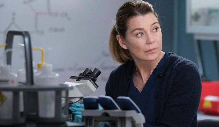Grey's Anatomy 15x16