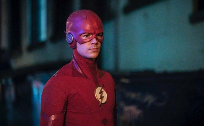 The Flash 5x16
