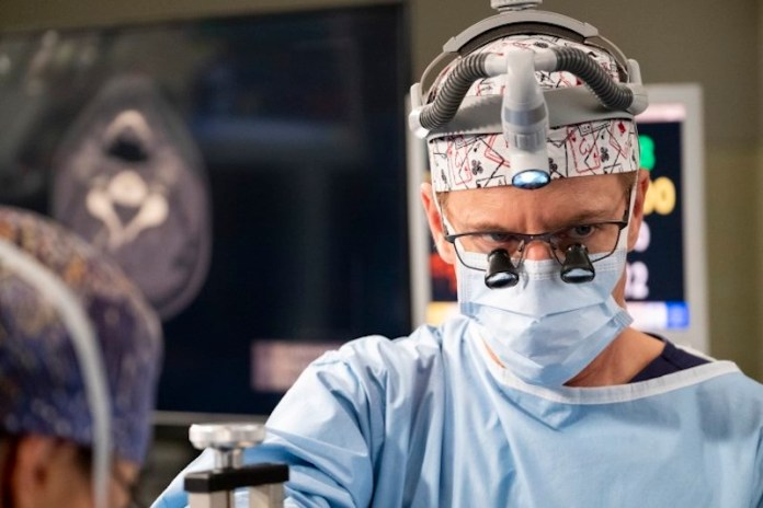 Grey's Anatomy 15x22