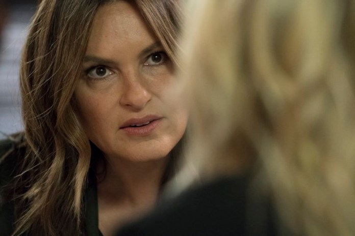Law and Order SVU 20x20