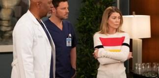 Grey's Anatomy 15x25