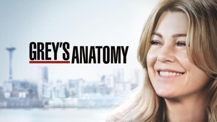 Grey's Anatomy 16