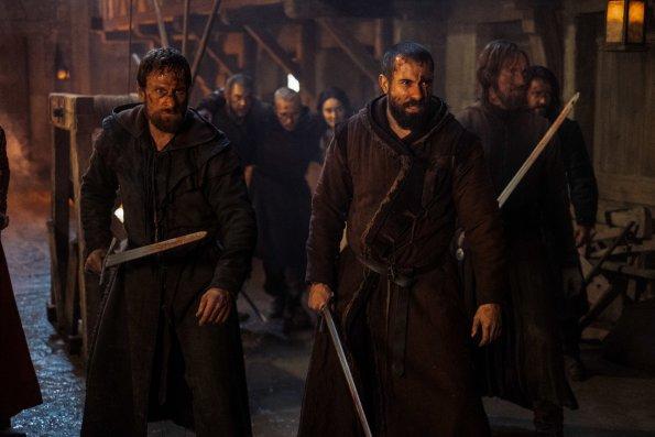 Knightfall 2x08