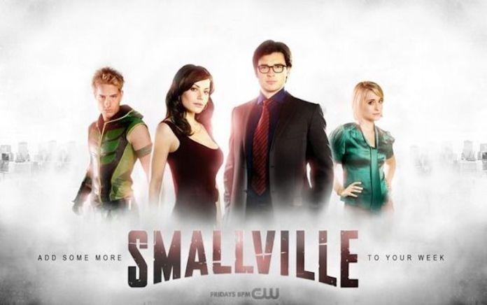 Smallville 10 stagione