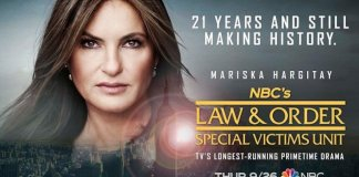 Law and Order SVU 21