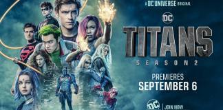 Titans 2 stagione