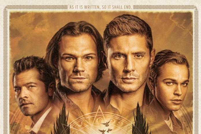 Supernatural 15 stagione