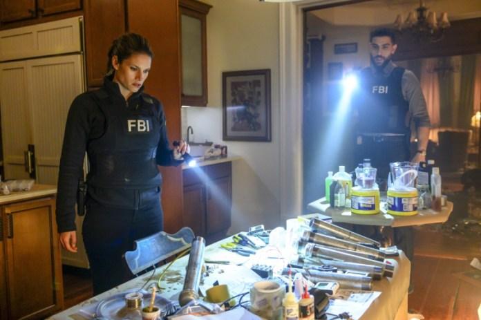 missy peregrym fbi