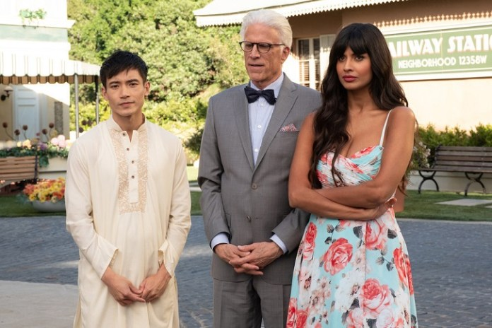The Good Place 4x01