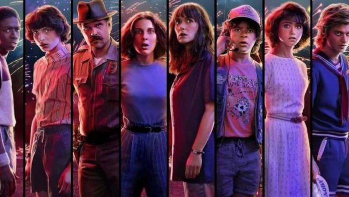 Stranger Things 4 stagione
