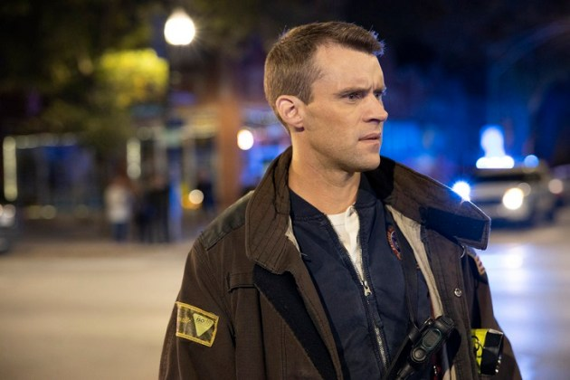 Chicago Fire 8x10