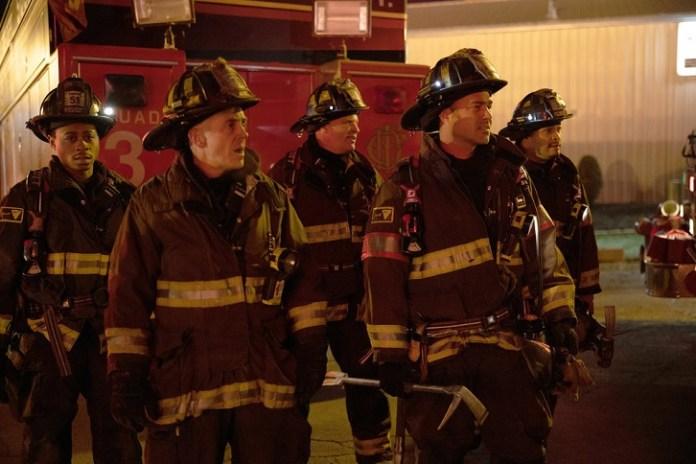 Chicago Fire 8x11
