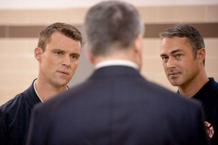 Chicago Fire 8x12