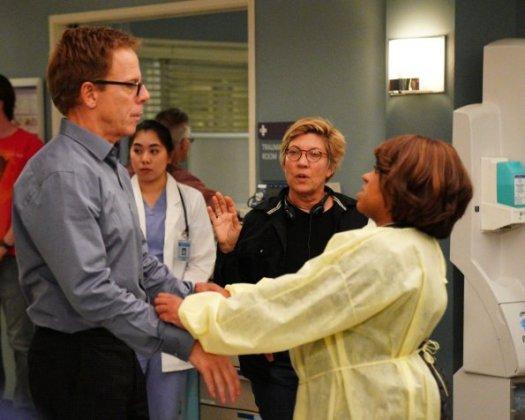 Grey's Anatomy 16x10