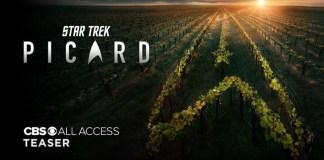Star Trek: Picard serie tv 2020