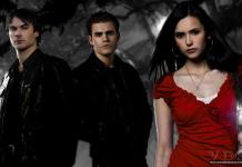 The Vampire Diaries serie tv
