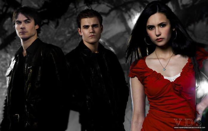 The Vampire Diaries serie tv