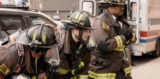 Chicago Fire 8x14