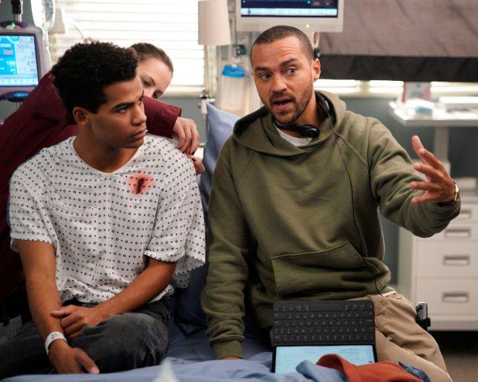 Grey's Anatomy 16x13