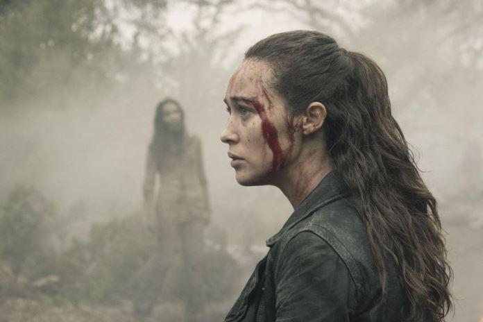 Alycia Debnam-Carey Fear The Walking Dead