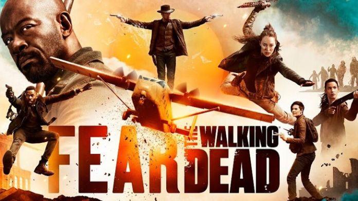 Fear The Walking Dead 6 stagione