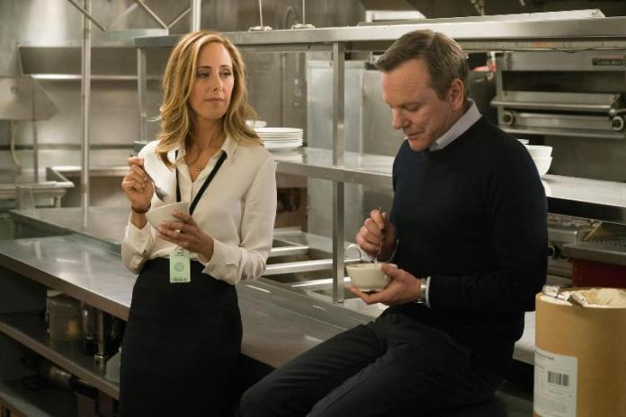 Kim Raver Designated Survivor