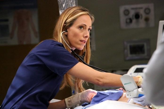 Kim Raver Grey's Anatomy