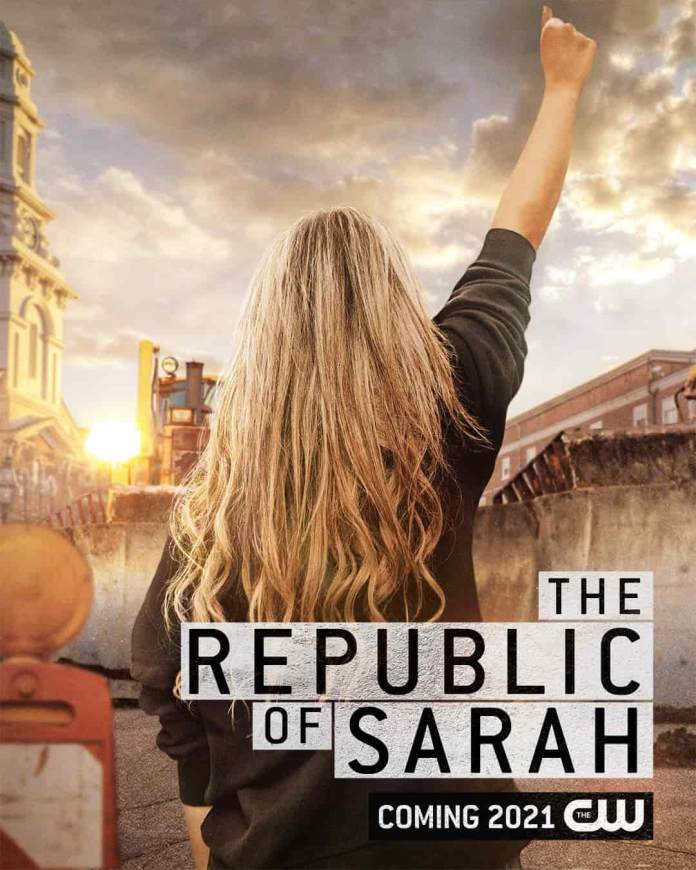 The Republic of Sarah serie tv