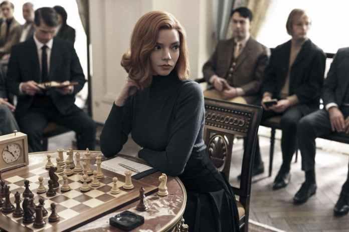 The Queen's Gambit serie tv