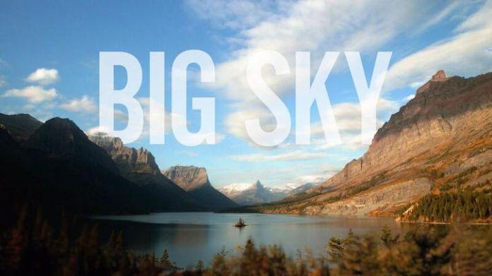 Big Sky serie tv