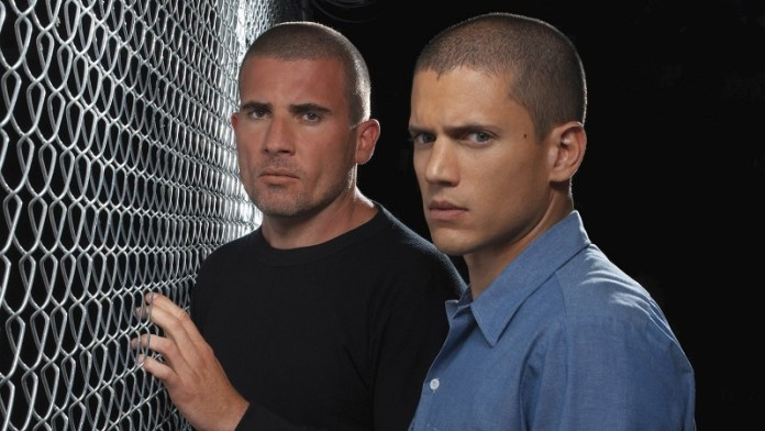 Wentworth Miller e Dominic Purcell