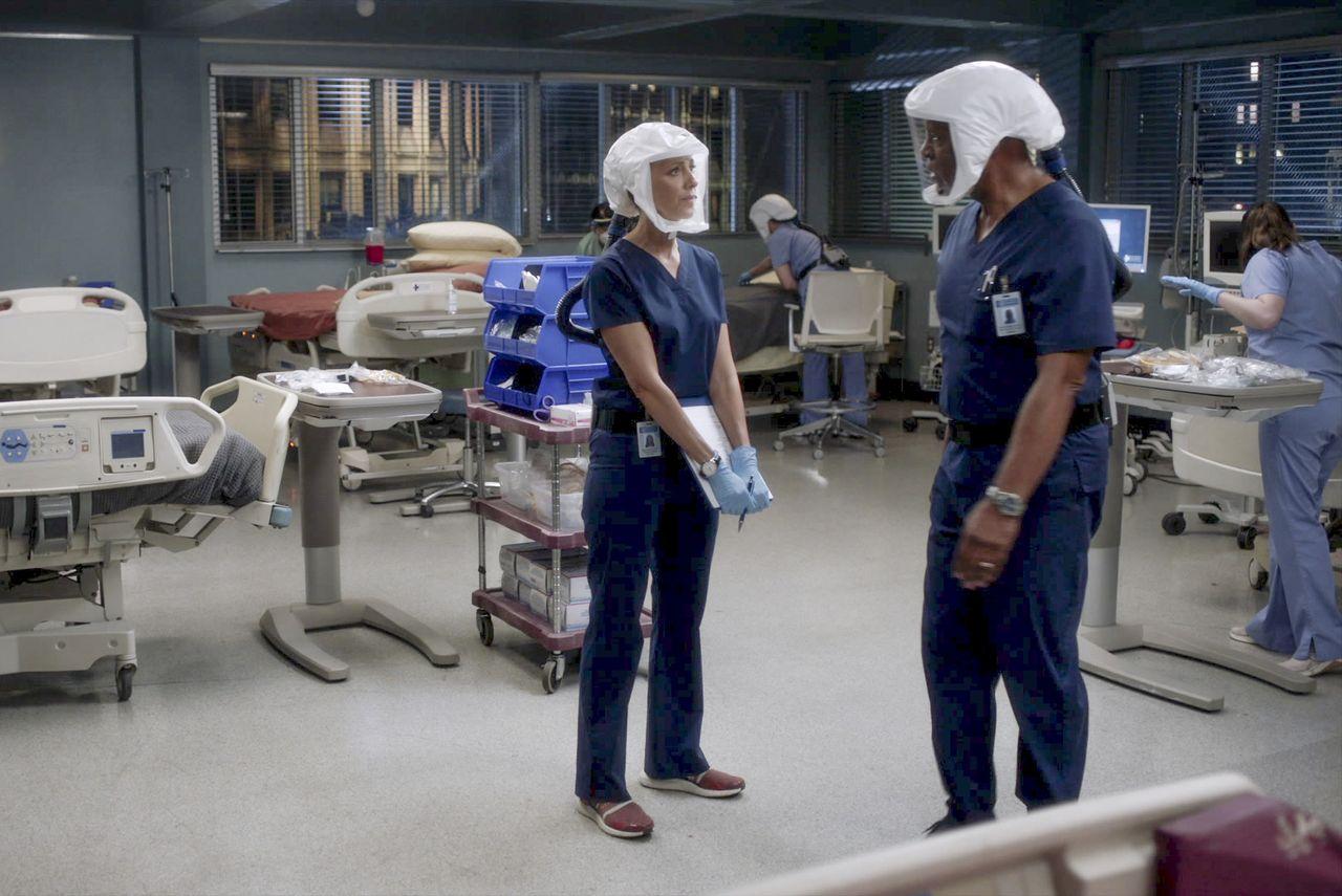 Grey's Anatomy 17x06