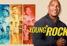 Young Rock serie tv 2021