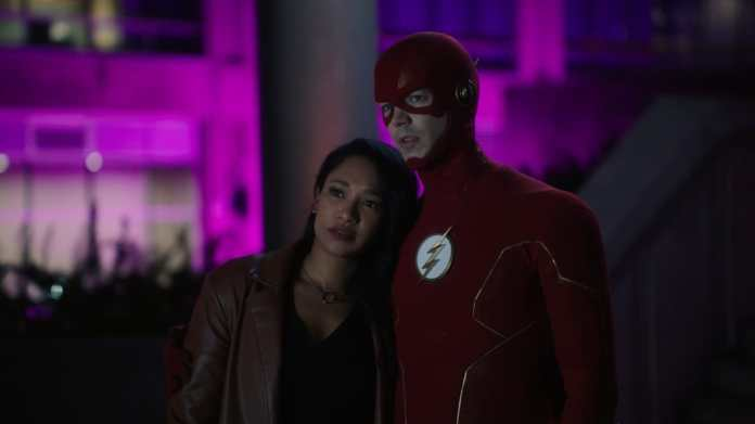 The Flash 7x03