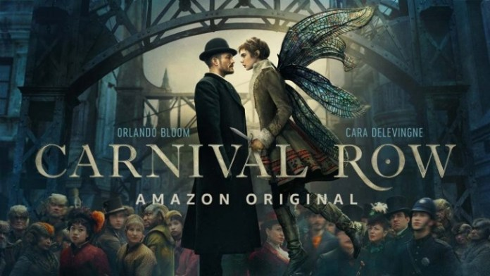 carnival row 2 stagione