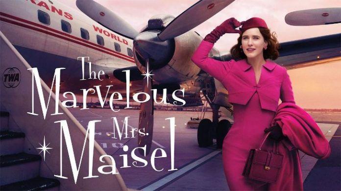 The Marvelous Mrs. Maisel 4