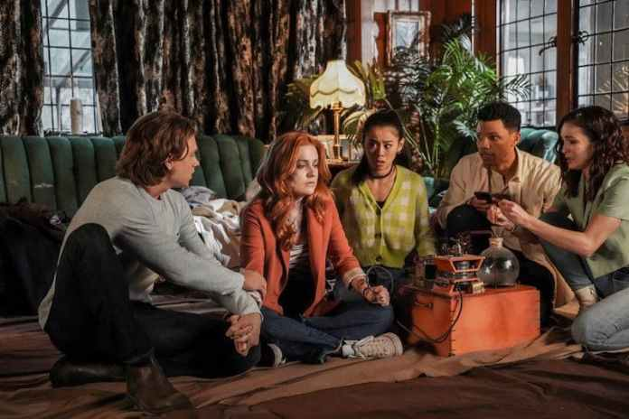 Nancy Drew 2x18