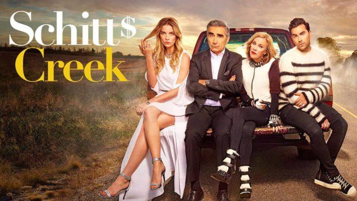 Schitt's Creek serie tv