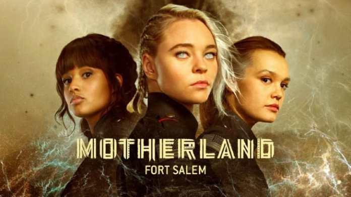 Motherland: Fort Salem 3