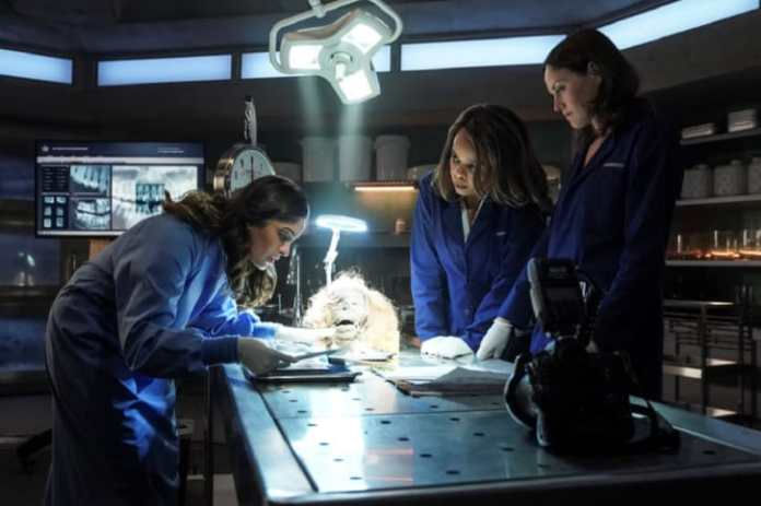 CSI: Vegas 1x01