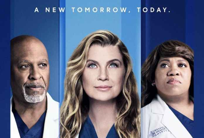 Grey's Anatomy 18 stagione