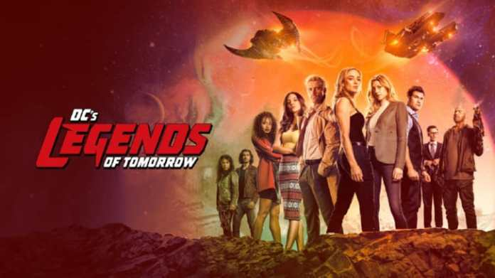Legends of Tomorrow 7 stagione