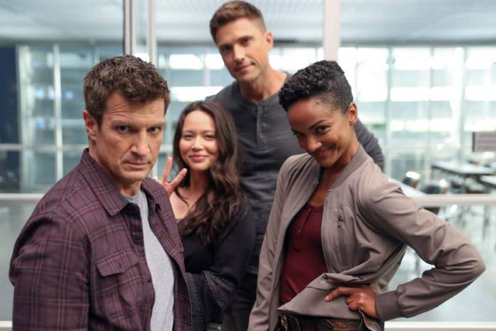 The Rookie 4x01
