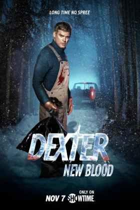 Dexter 9 poster