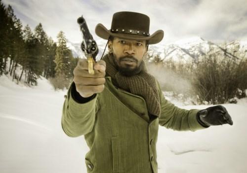 Django Unchained Jamie Foxx