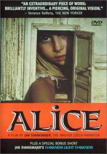 Alice (Něco z Alenky) film